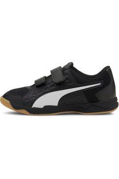 puma indoorschoenen »auriz v jr« zwart