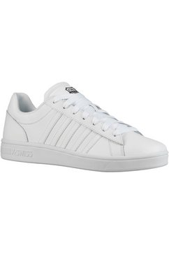 k-swiss sneakers »court winston« wit