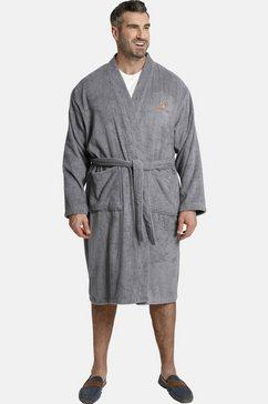 charles colby badjas lord curet ochtendjas van prettig zachte badstof (1 stuk)