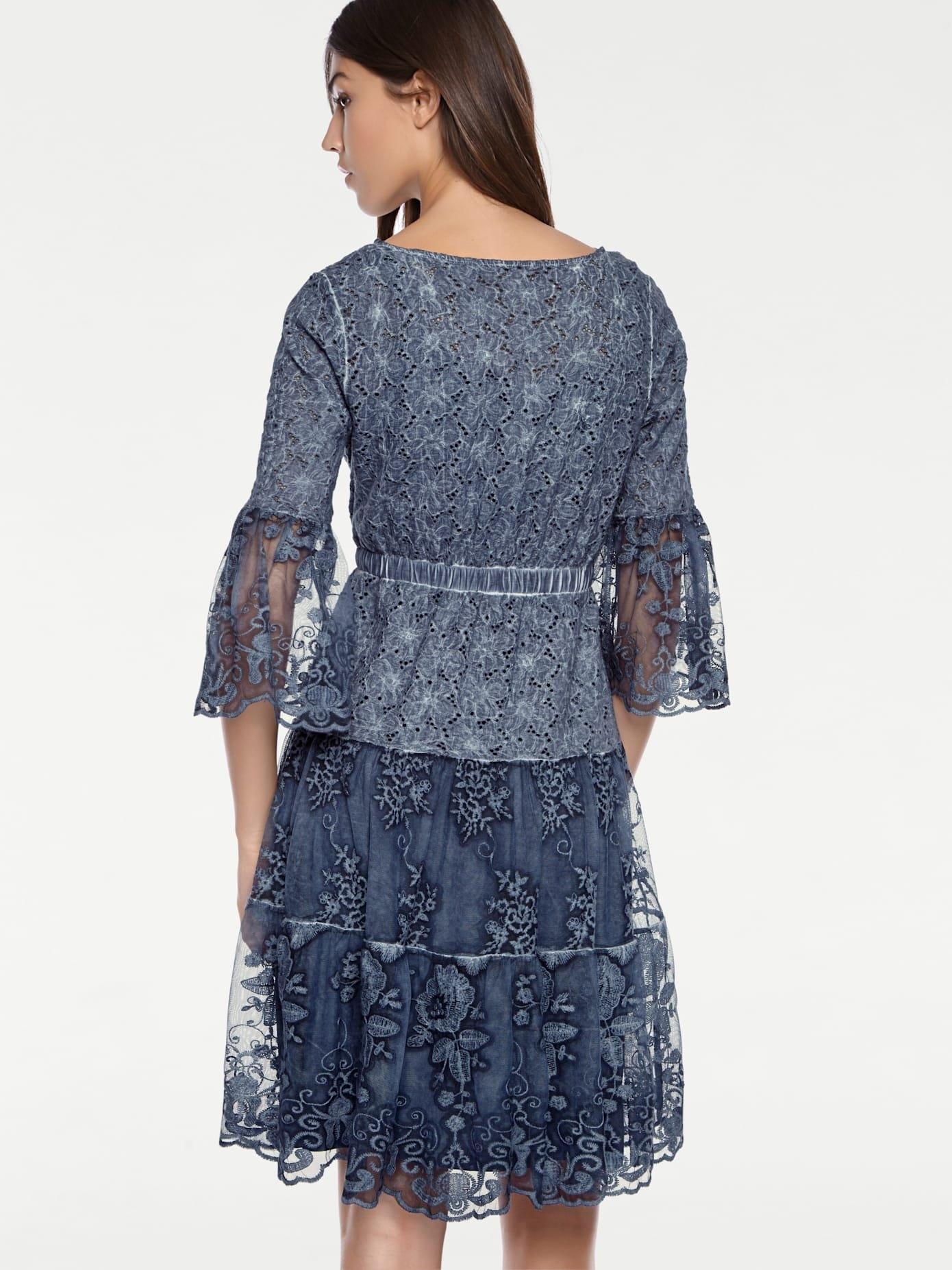 ASHLEY BROOKE by Heine kanten jurk nu online kopen bij OTTO