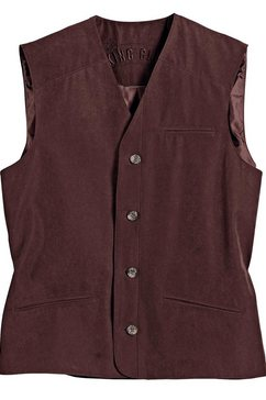 gilet, kings club paars