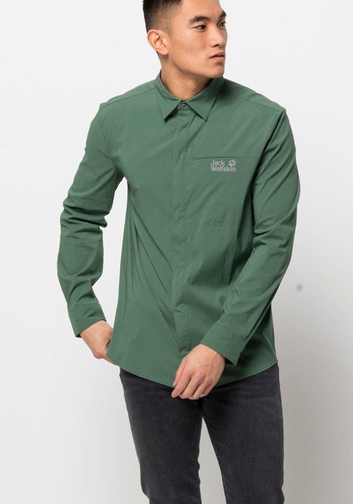 Jack Wolfskin functioneel shirt JWP LS SHIRT M - verschillende betaalmethodes