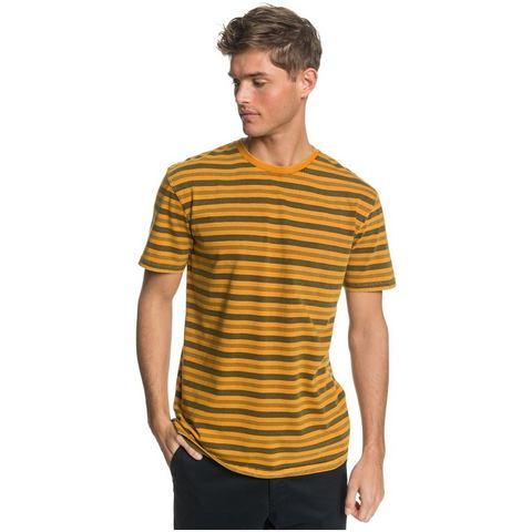 NU 20% KORTING: Quiksilver T-shirt Capitoa