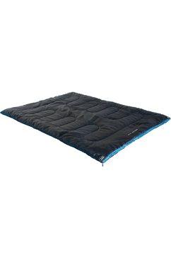high peak 2-persoons dekenslaapzak ceduna duo pfc-vrij grijs