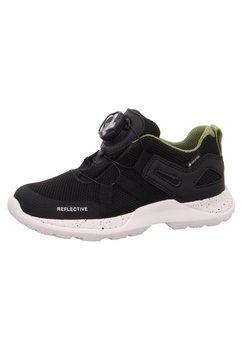superfit sneakers »rush« zwart
