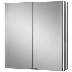 jokey spiegelkast »lyndalu« zilver