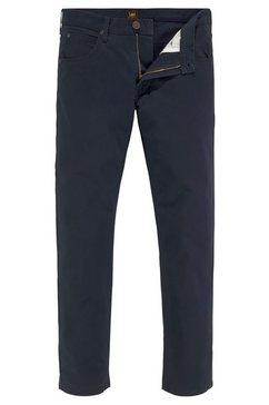 lee five-pocketsbroek »darren« blauw