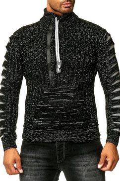 rusty neal pullover zwart