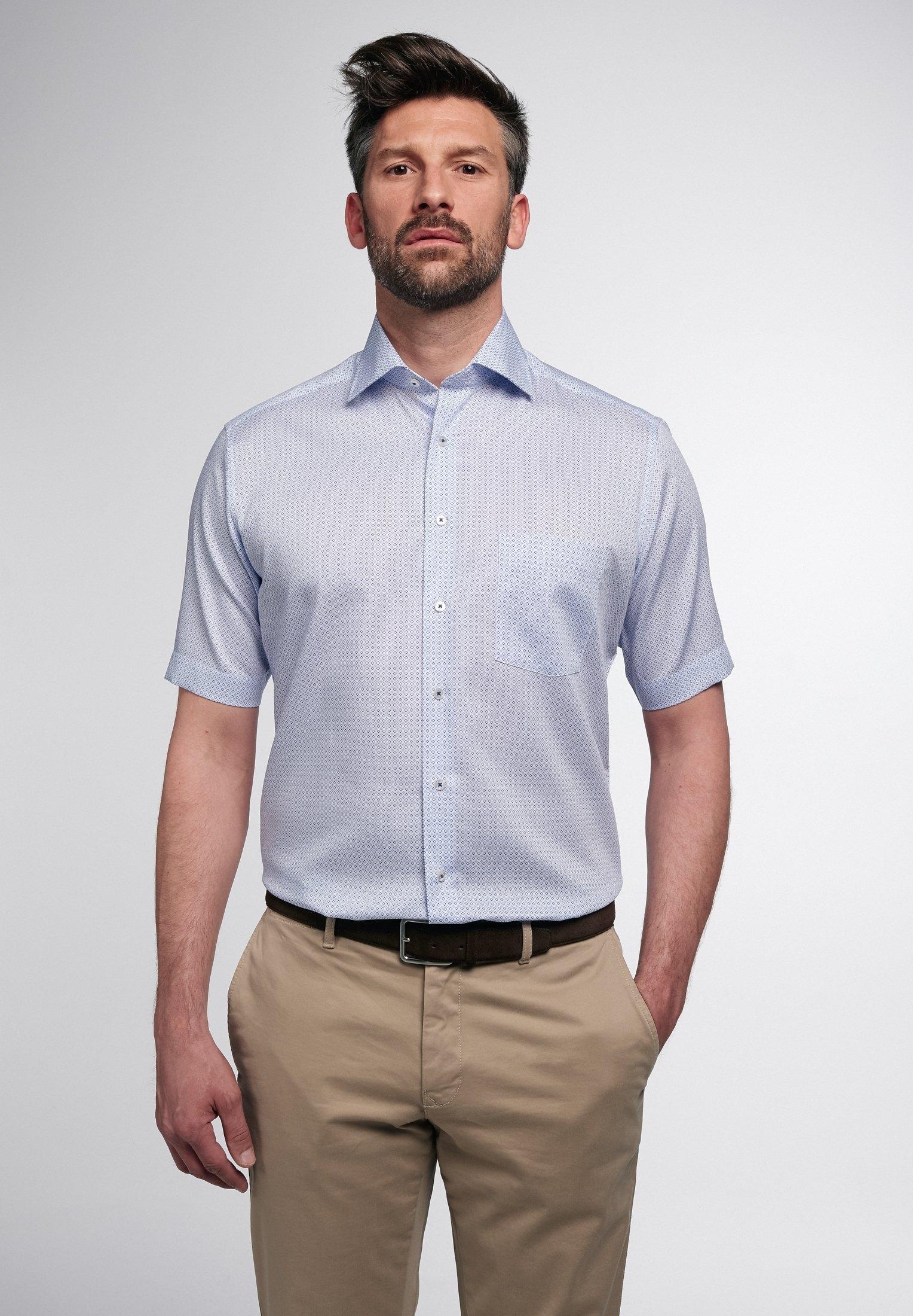 Eterna overhemd met korte mouwen MODERN FIT in de webshop van OTTO kopen