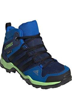 adidas terrex outdoorschoenen »ax2r mid cp k« zwart