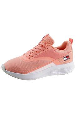 tommy sport sneakers met sleehak »ts sport 2 women«