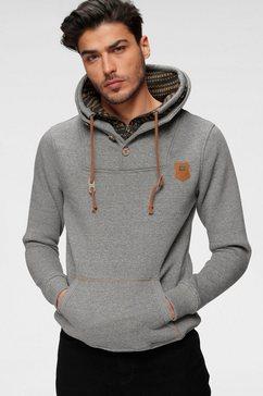 cipo  baxx hoodie grijs
