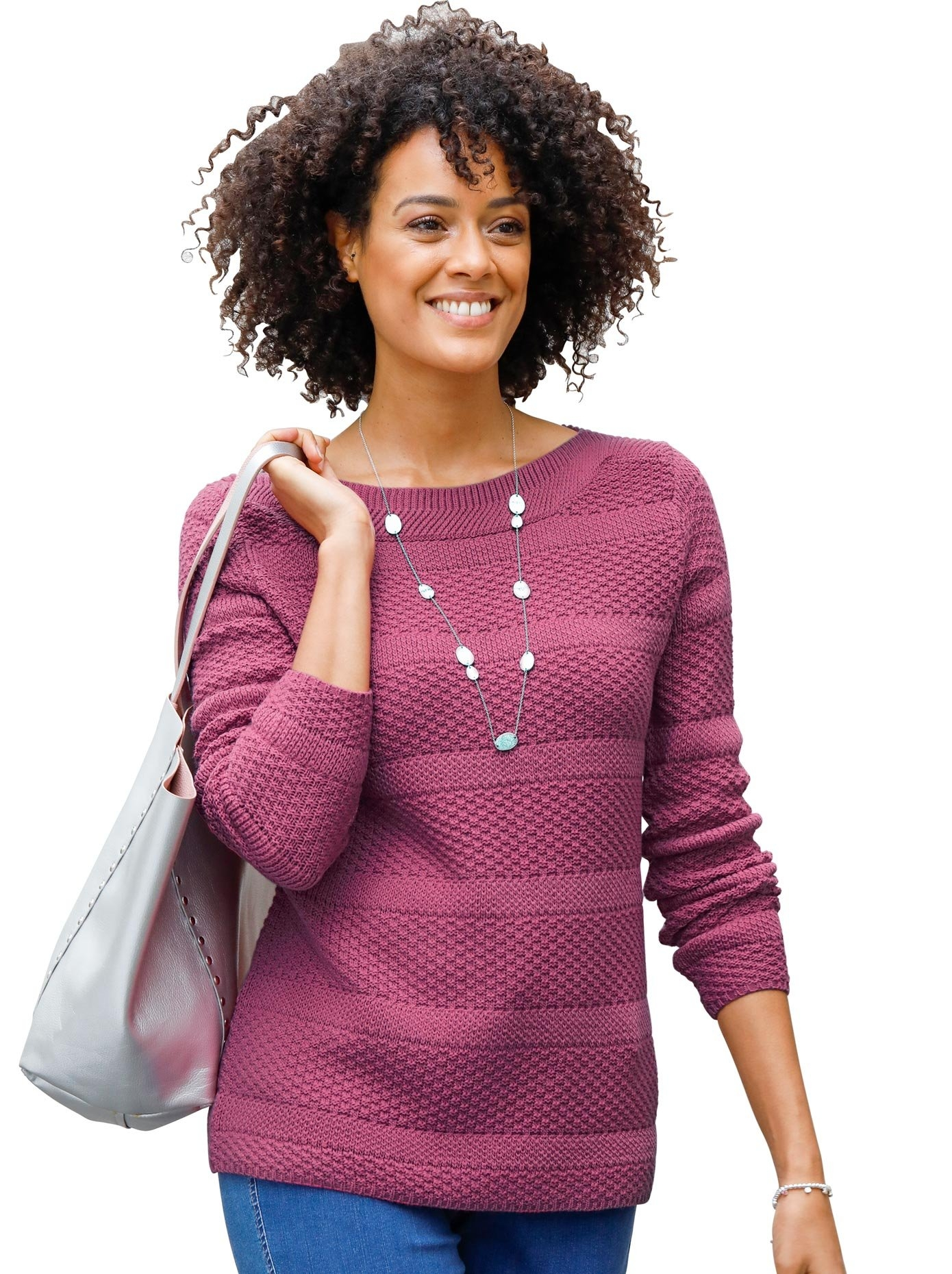 Casual Looks gebreide trui »Pullover« online kopen op otto.nl
