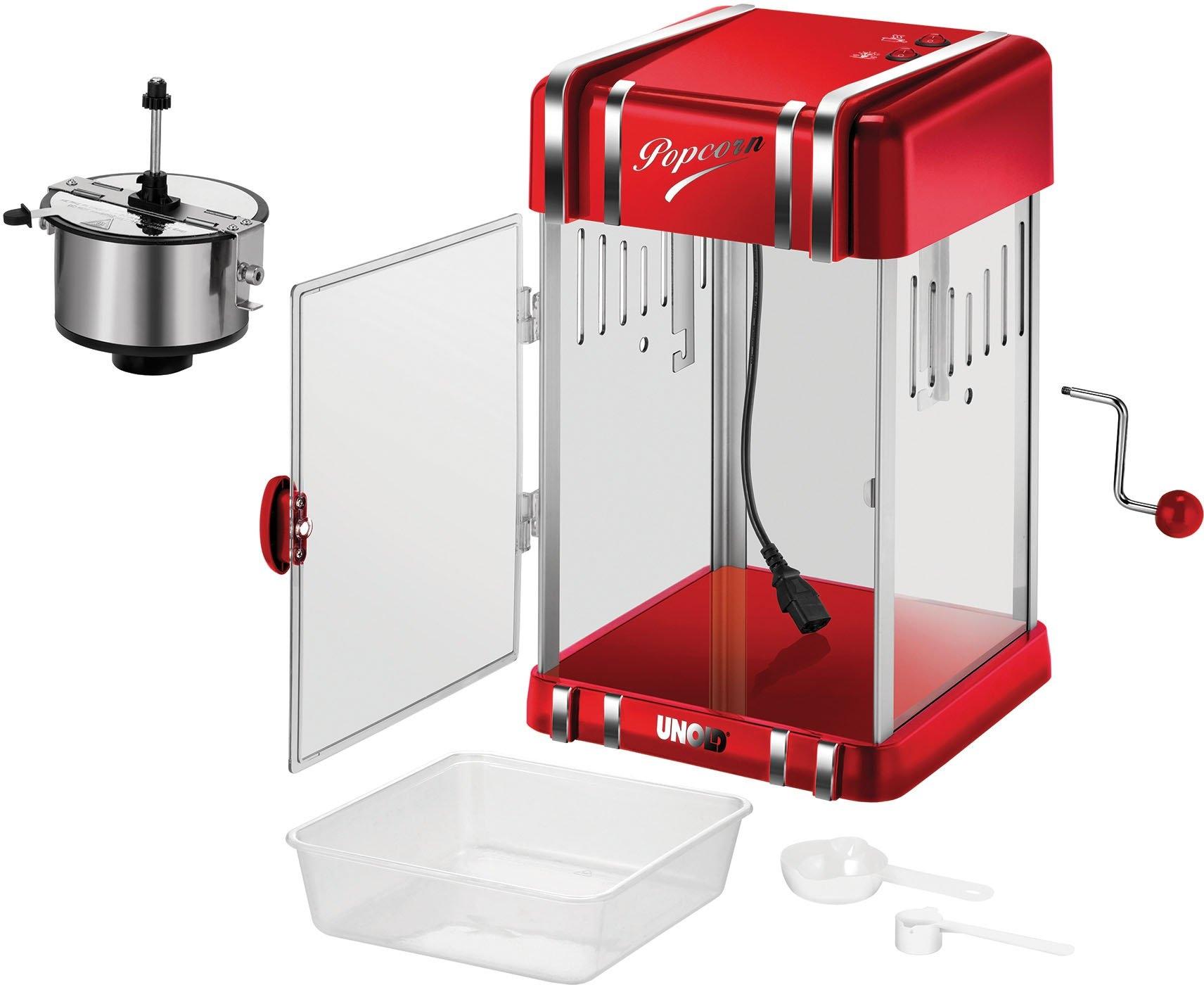 Unold popcornmachine Retro 48535 goedkoop op otto.nl kopen