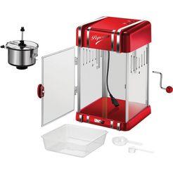 unold »retro 48535« popcornmachine rood
