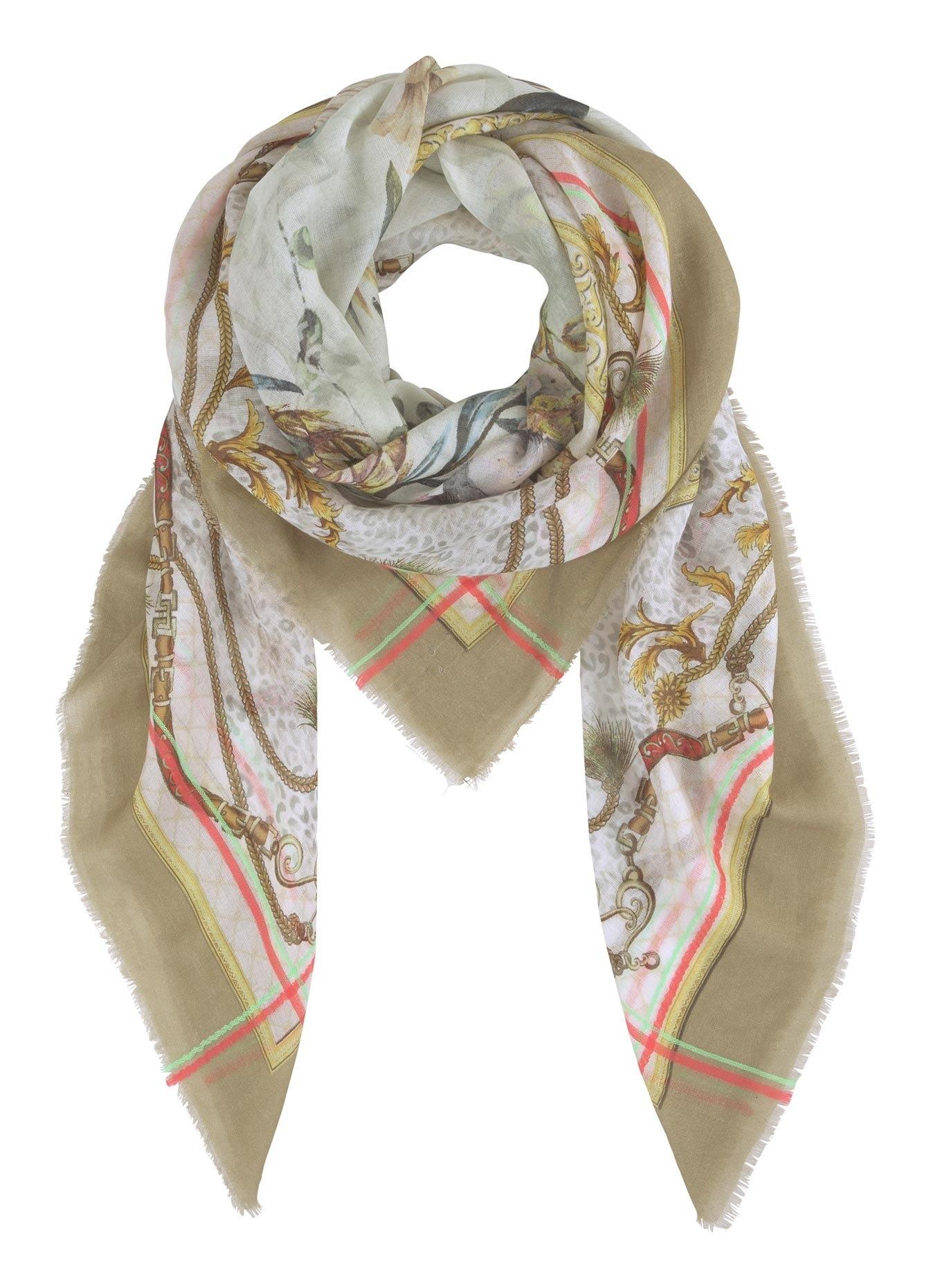 heine modieuze sjaal (1 stuk) veilig op otto.nl kopen