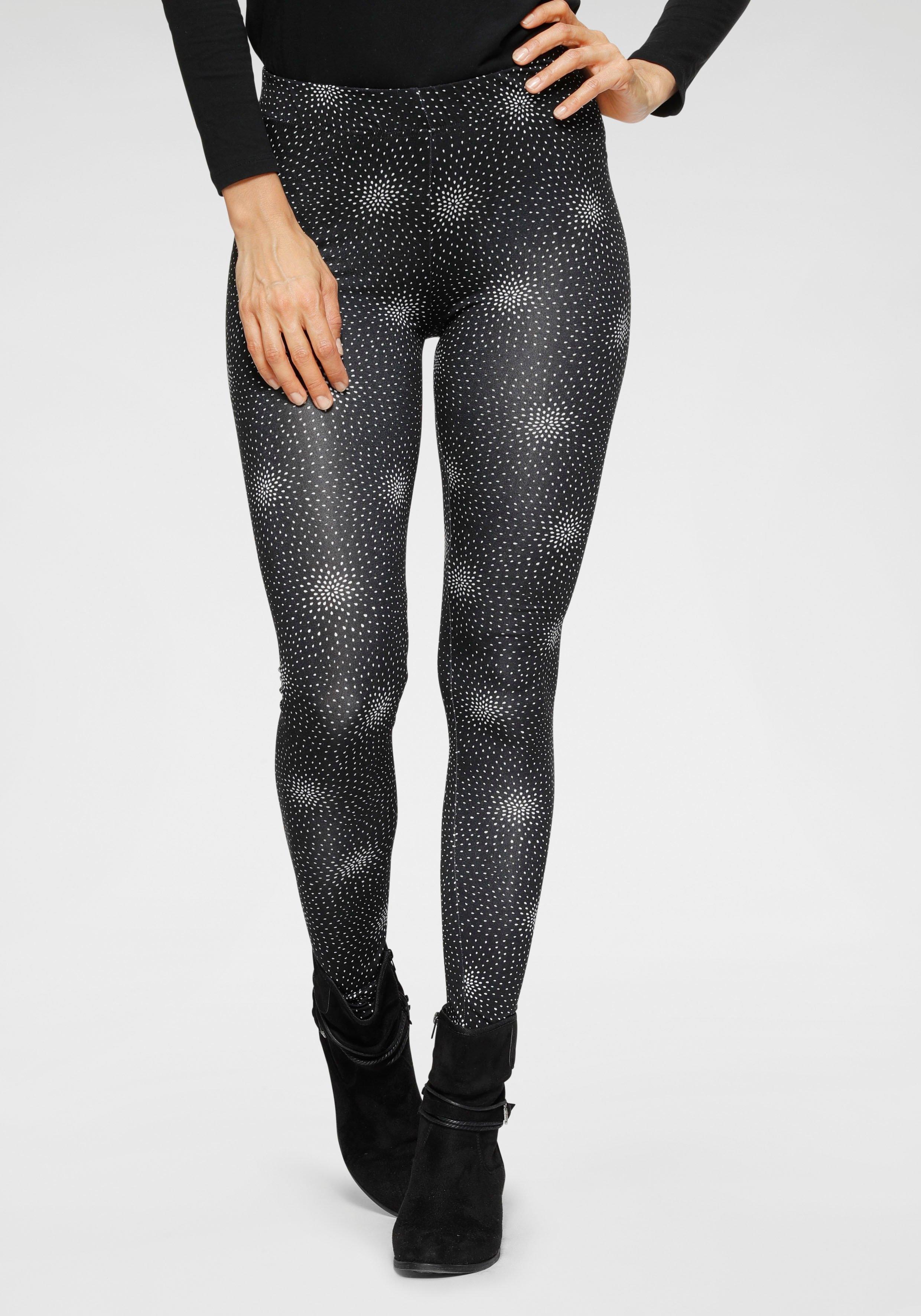 Boysen's legging met print all-over goedkoop op otto.nl kopen