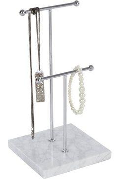 leger home by lena gercke sieradenstandaard marmer wit