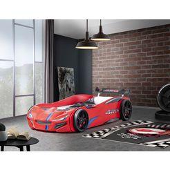 relita autoledikant »superdrift« rood