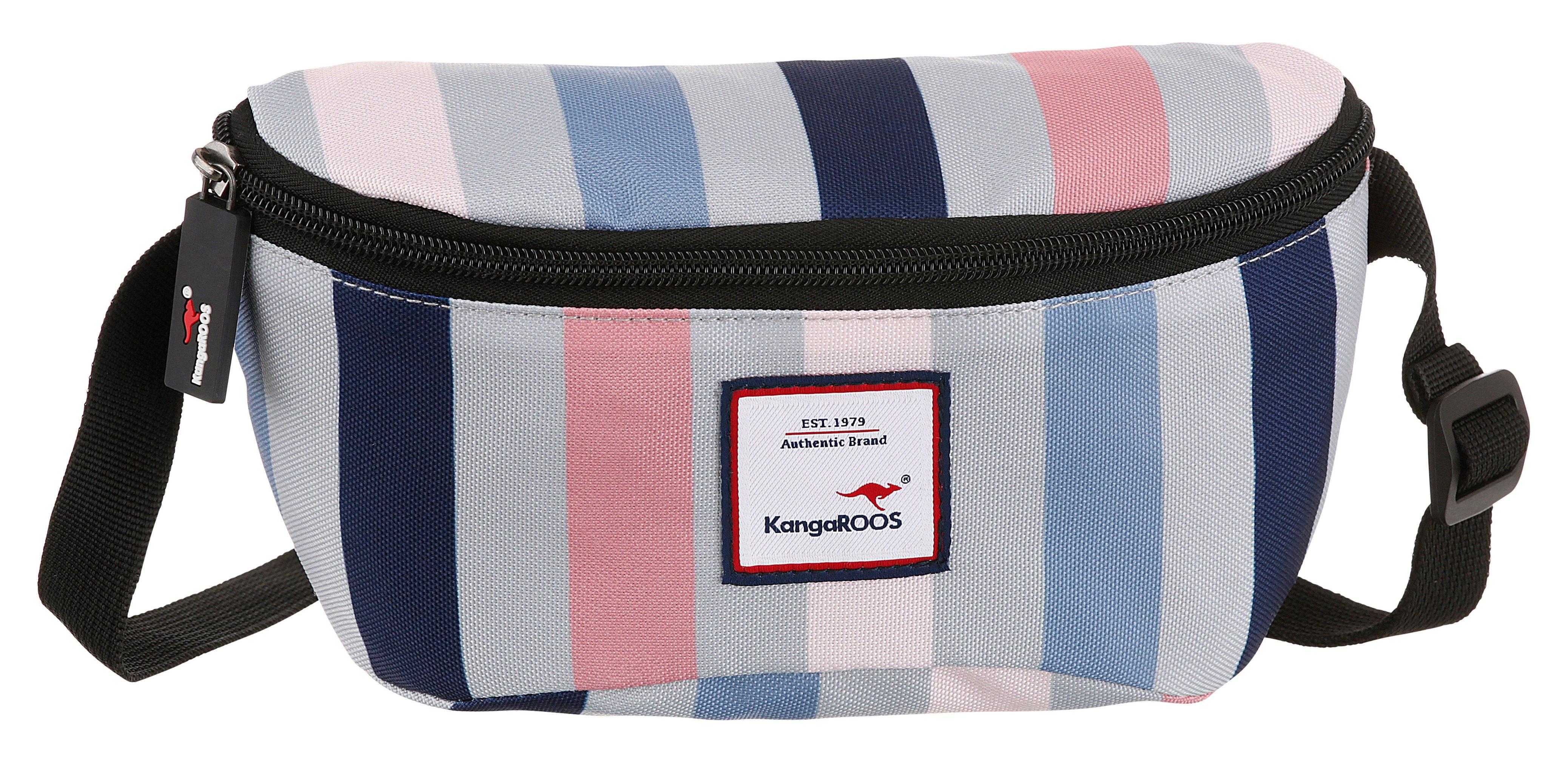 KangaROOS buiktasje met praktisch ritsvak achter nu online kopen bij OTTO