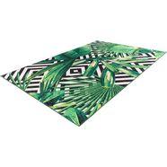 obsession vloerkleed »exotic 14g« groen