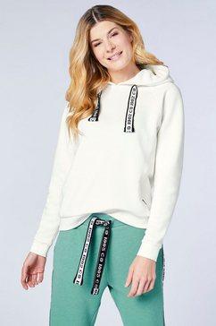 chiemsee hoodie wit