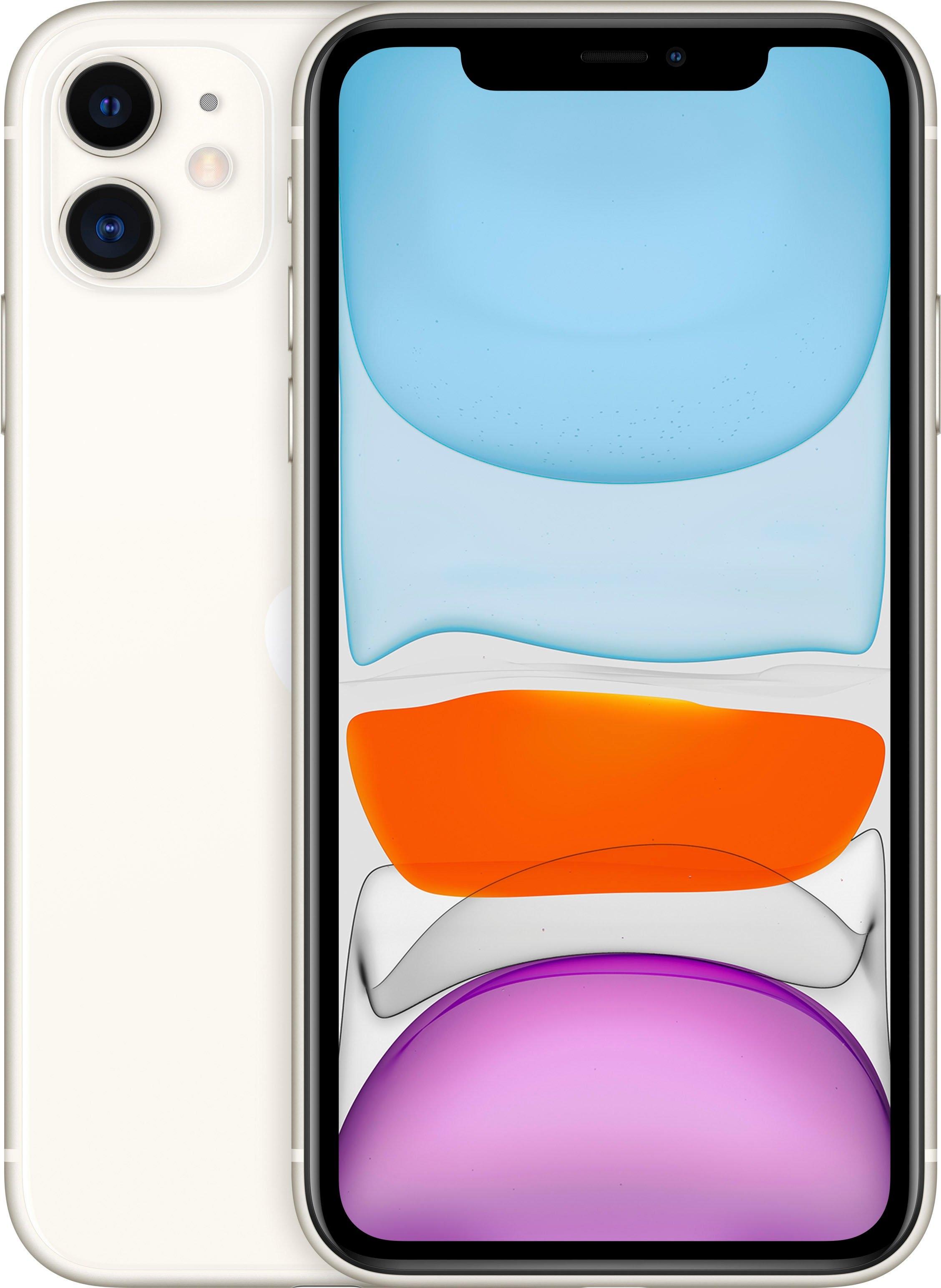 Apple smartphone iPhone 11, 256 GB, zonder stroom-adapter en hoofdtelefoon voordelig en veilig online kopen