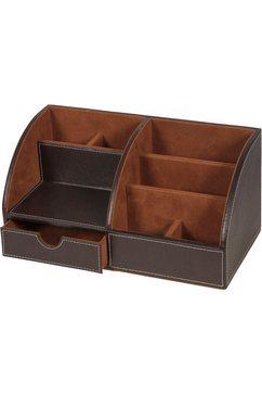 ambiente haus organizer londen bureau-organizer 29 cm (1 stuk) bruin
