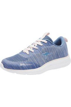 kangaroos sneakers kj-tie blauw