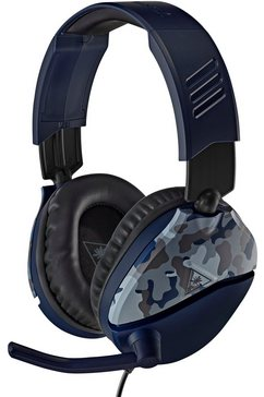turtle beach gaming-headset ear force recon 70p blauw