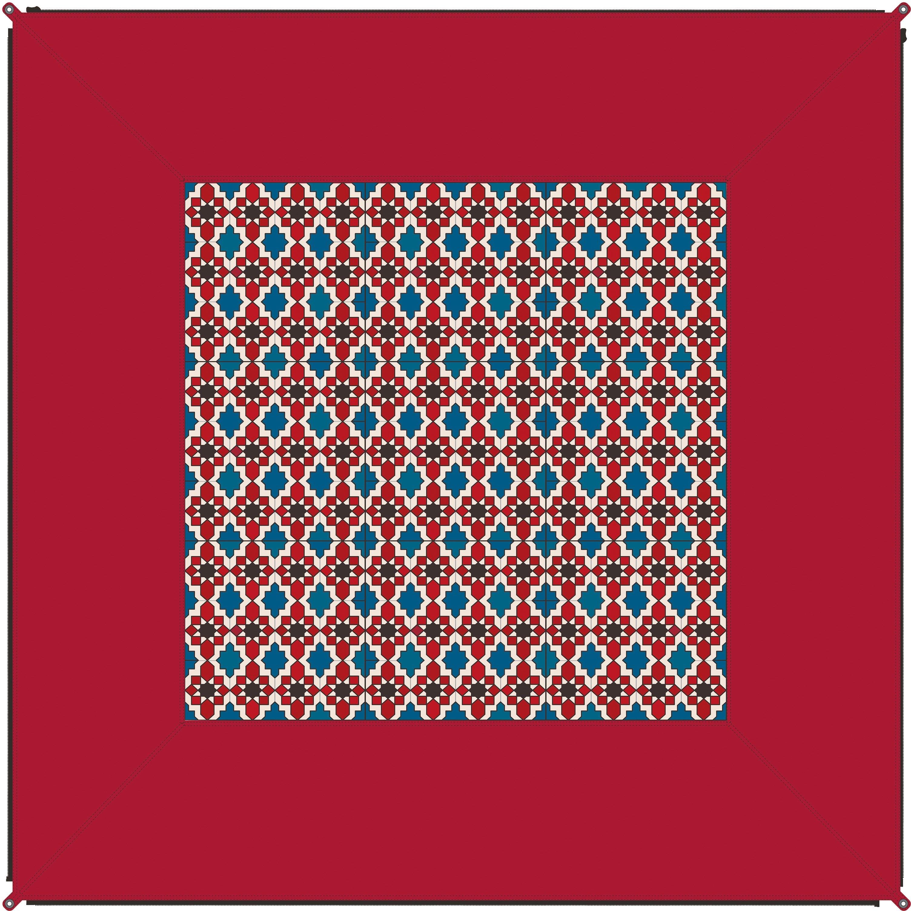 BENT outdoorkleed Carpet oriental/ -Caribbean PFC-vrij (1 stuk) nu online kopen bij OTTO
