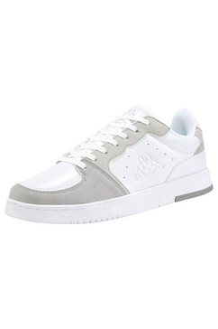 kappa sneakers »albi« wit