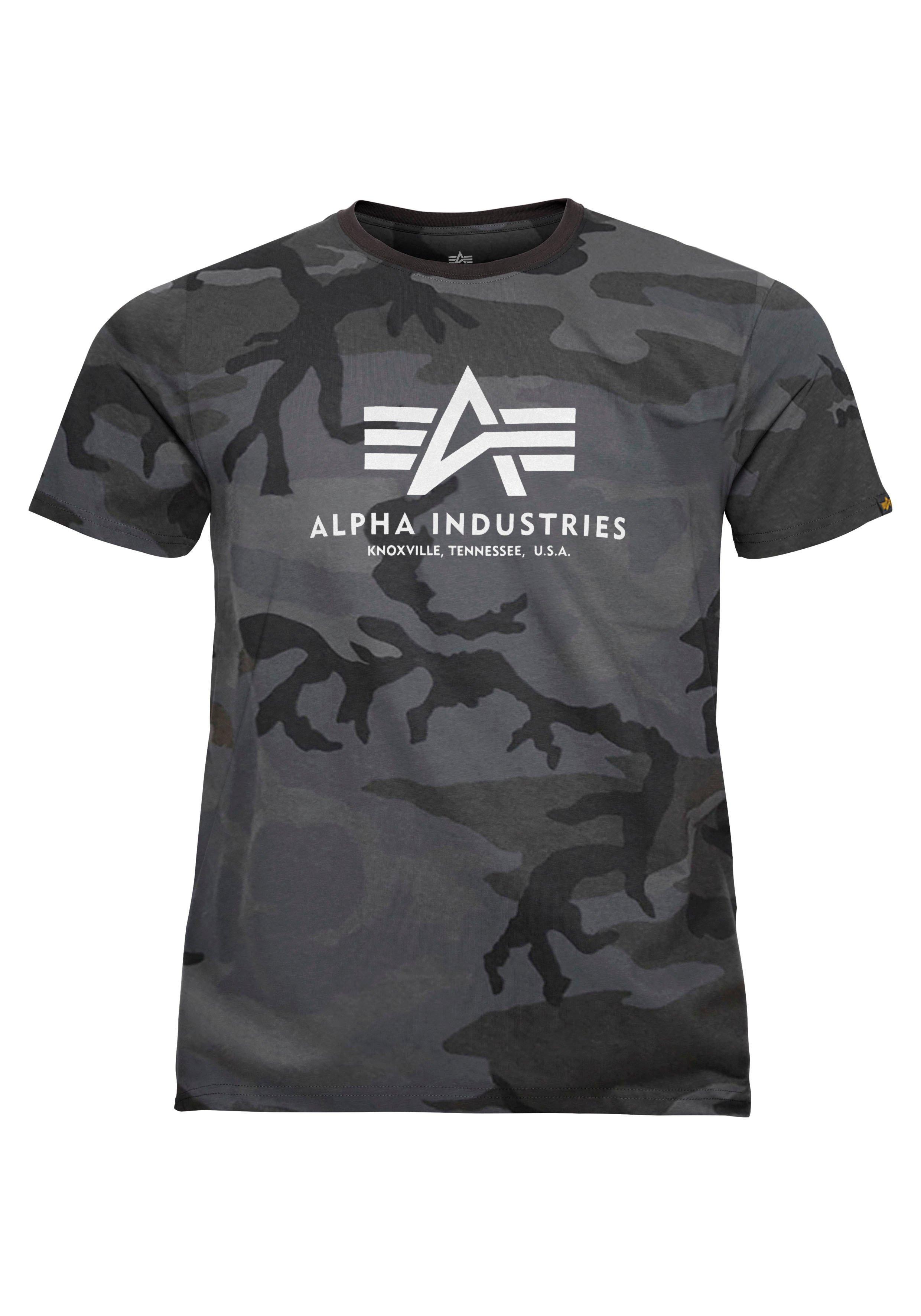 Alpha Industries T-shirt Basic T-shirt - gratis ruilen op otto.nl