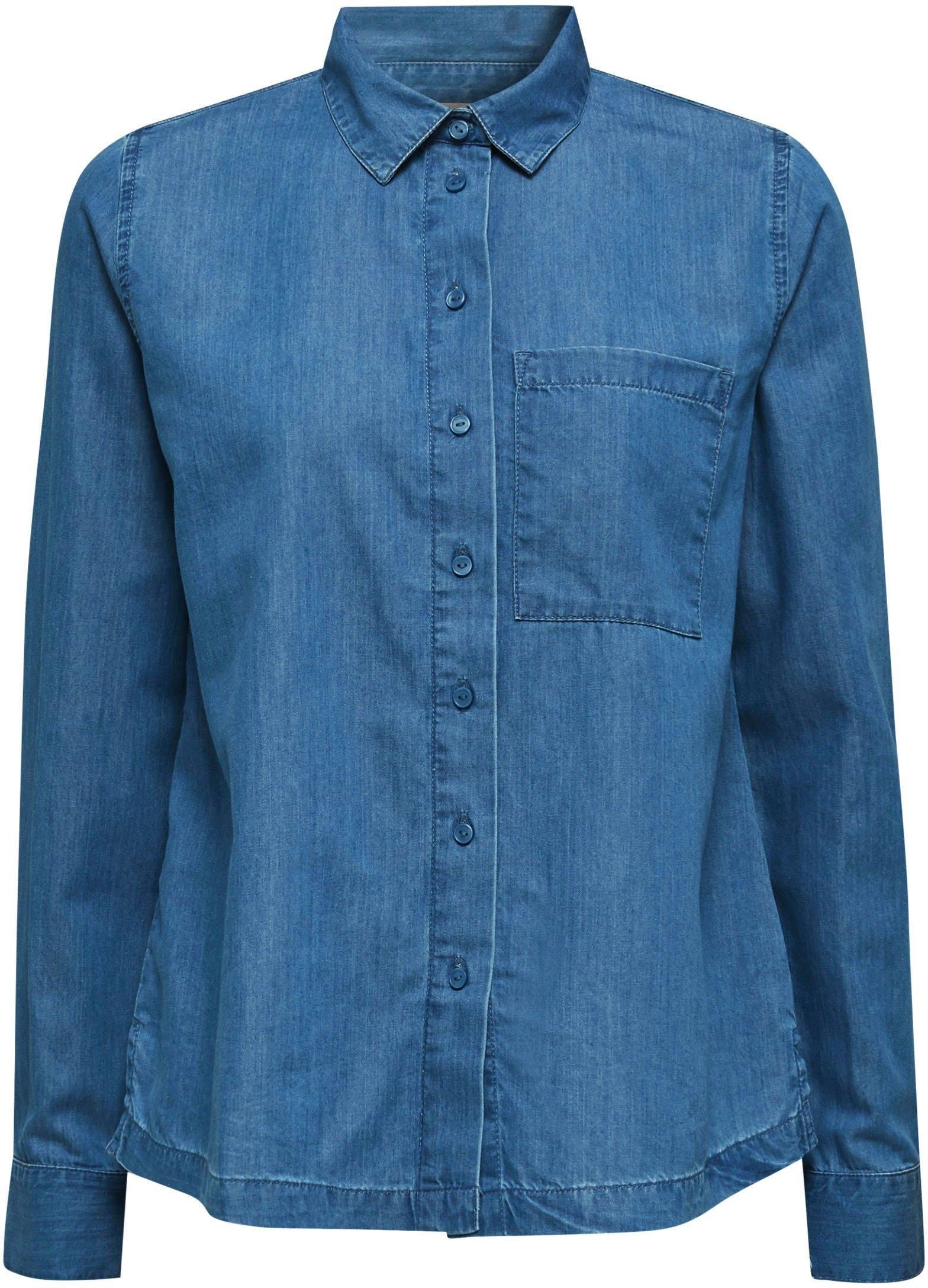 ESPRIT jeansblouse in de webshop van OTTO kopen
