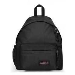 eastpak laptoprugzak padded zippl'r+, black bevat gerecycled materiaal (global recycled standard) zwart