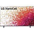 "lg lcd-led-tv 55nano759pa, 139 cm - 55 "", 4k ultra hd, smart-tv, nanocell"