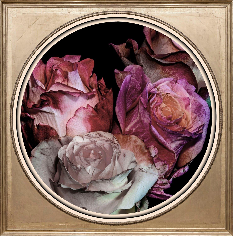 queence artprint op acrylglas »Blumen« online kopen op otto.nl
