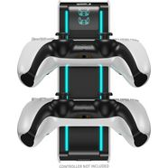 ready2gaming »ps5 dual charger« controller-oplaadstation wit