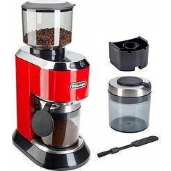 de'longhi koffiemolen dedica kg520.r rood