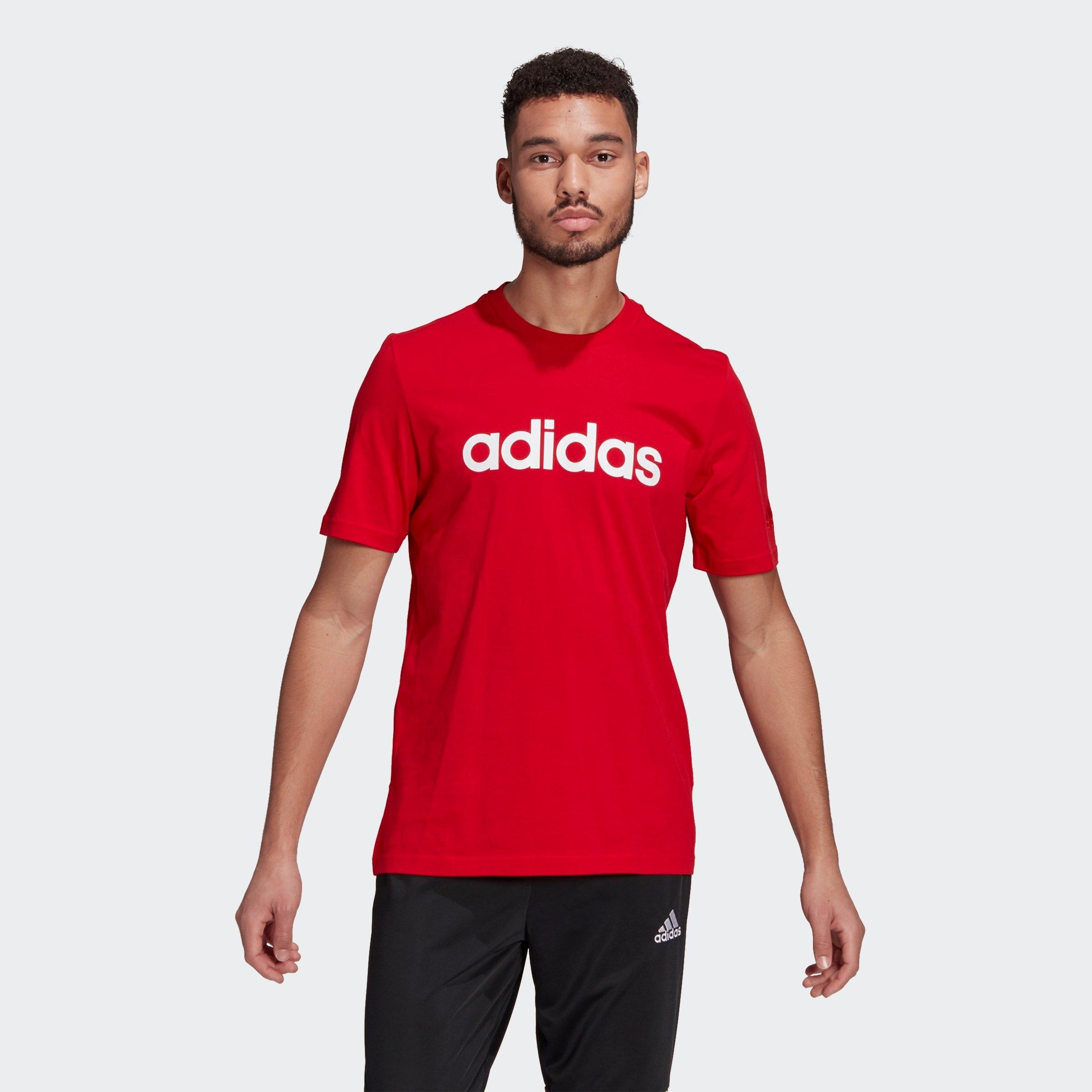 adidas Performance T-shirt ESSENTIALS T-SHIRT goedkoop op otto.nl kopen