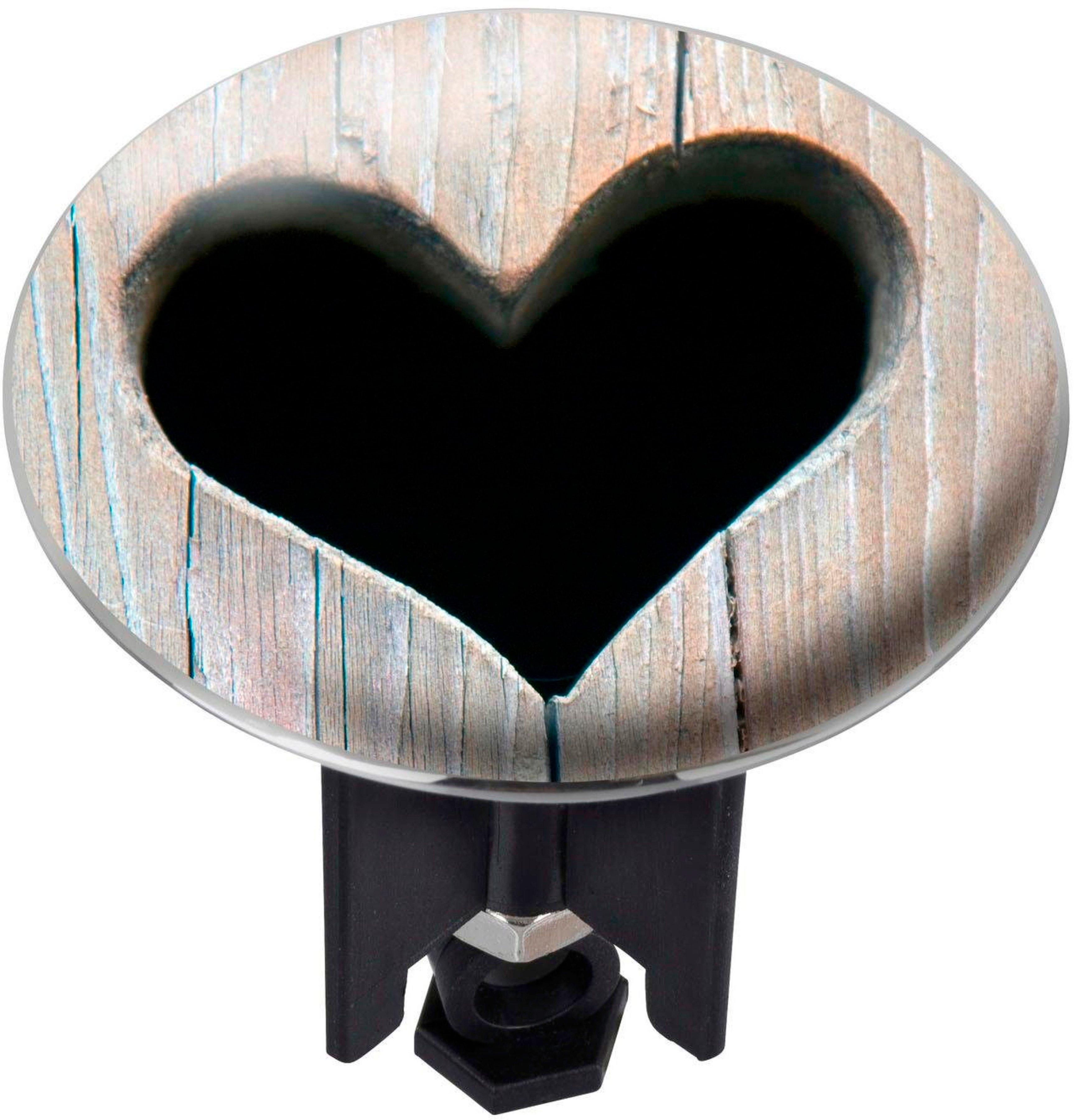 WENKO Wastafelplug Heart PLUGGY XL voordelig en veilig online kopen