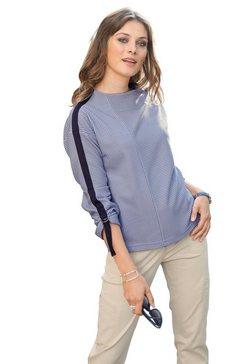 ambria sweatshirt blauw