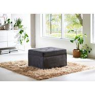 atlantic home collection slaaphocker grijs