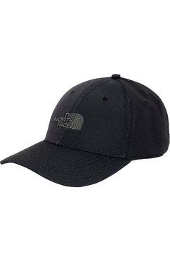 the north face snapback cap zwart