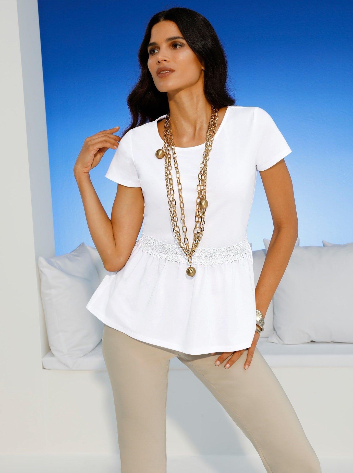 ASHLEY BROOKE by Heine T-shirt nu online bestellen