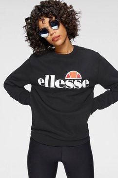 ellesse sweatshirt agata sweatshirt zwart