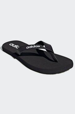 adidas teenslippers eezay zwart