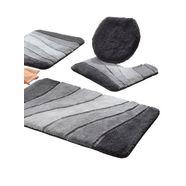 meusch badmat (1 stuk) grijs
