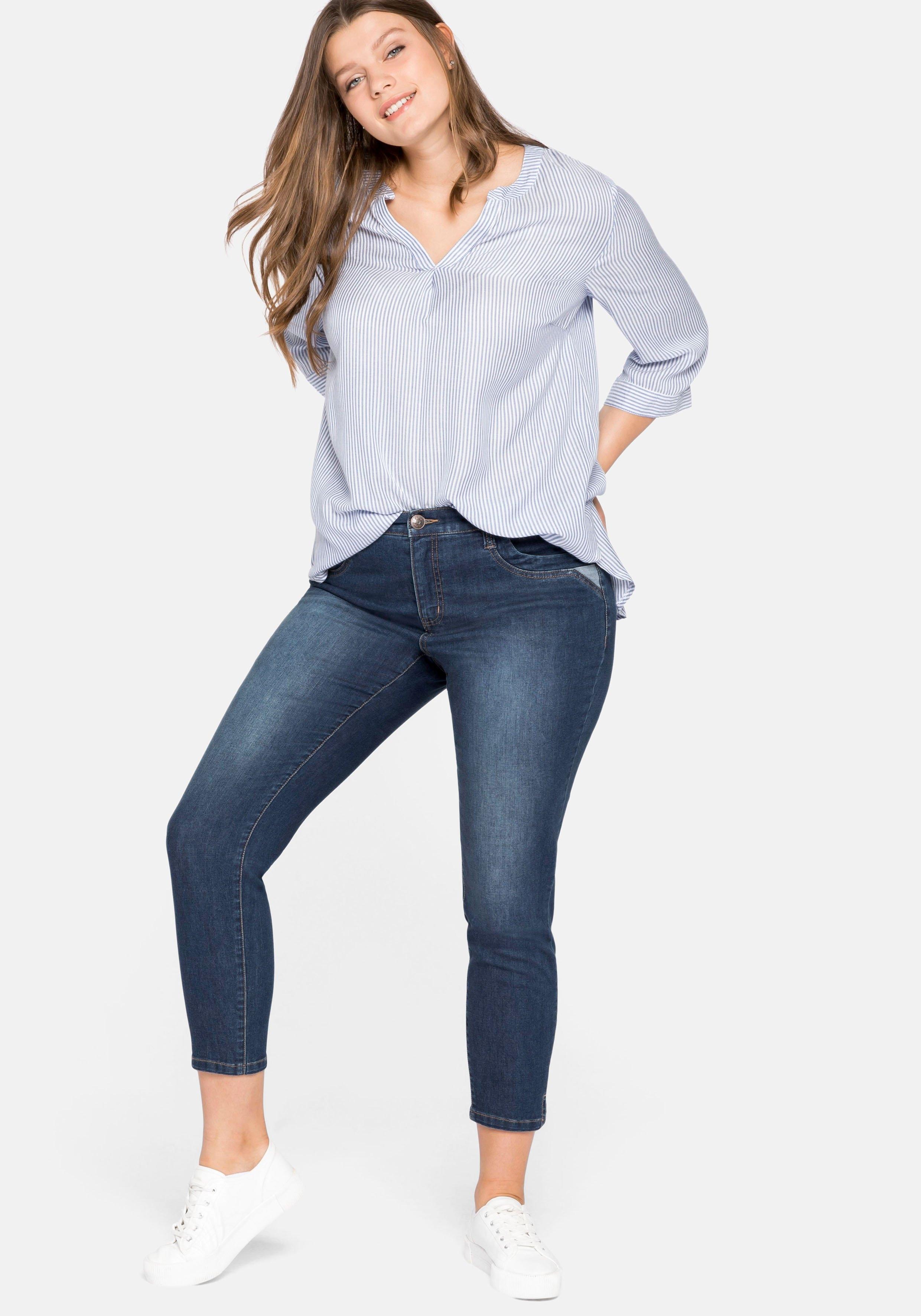 Op zoek naar een Sheego stretch jeans? Koop online bij OTTO