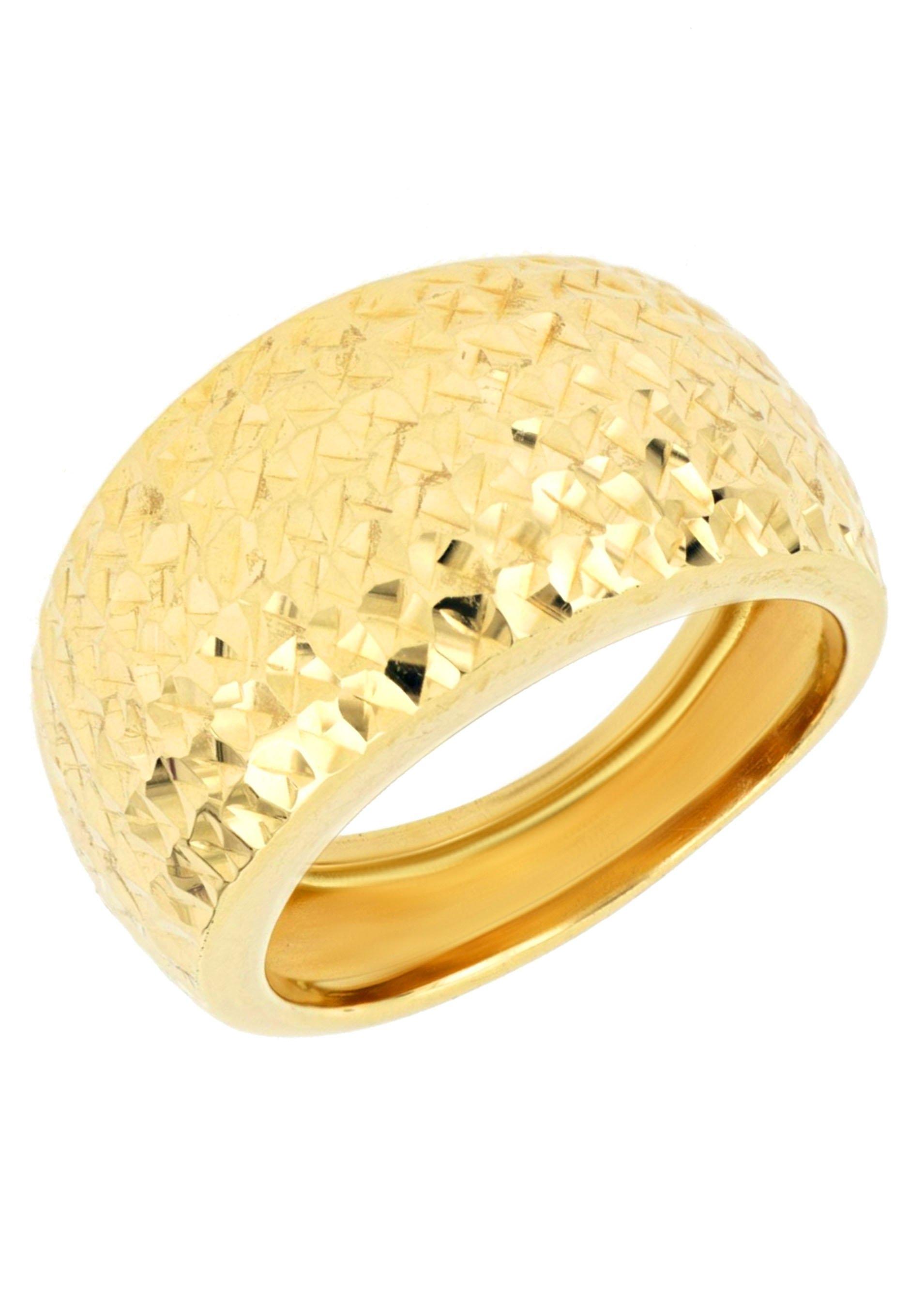 Firetti gouden ring Met glanzende gediamanteerde verwerking veilig op otto.nl kopen